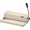 HIC-123456六孔美式手動壓條裝訂機